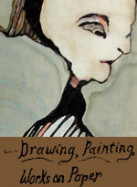 Drawing, Painting, Works on Paper
