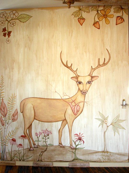 Ryder Cooley - Public Art-Murals